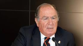 Galatasaray'da divan başkanı İrfan Aktar