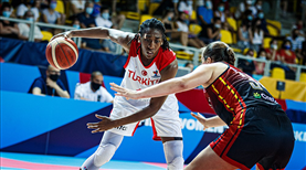 Periler, EuroBasket 2021'e veda etti