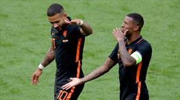 Hollanda şovla tur atladı: 0-3