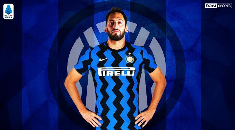 Hakan Çalhanoğlu resmen Inter'de!
