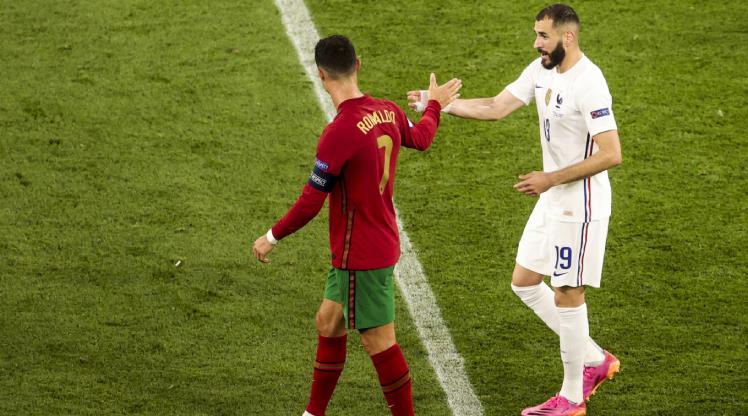 Portekiz ve Fransa el ele turladı: 2-2