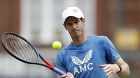 Murray 3. şampiyonluk için gidiyor