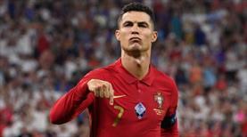 Ronaldo rekorlara devam ediyor! Tarih yazdı...