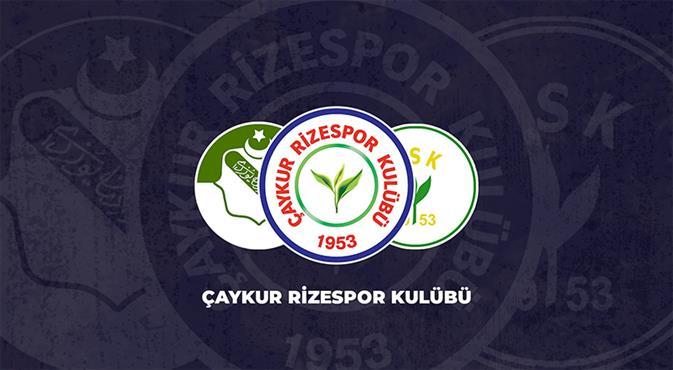 Çaykur Rizespor'da 3 ayrılık