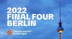 Final Four Berlin'de