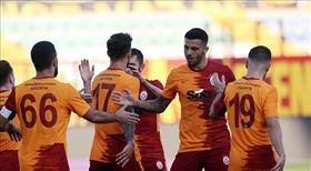 Gol düellosunun galibi Galatasaray: 4-2