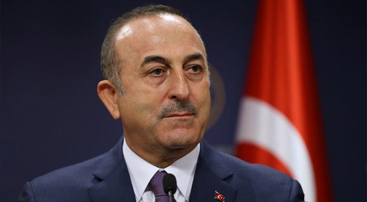 Dışişleri Bakanı Çavuşoğlu, Dendias ile görüştü