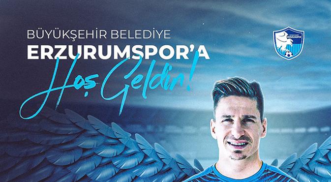 Erzurumspor, Gökhan Alsan'ı renklerine bağladı