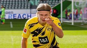 Dortmund'da Haaland kararı