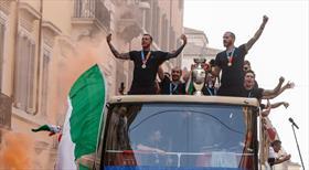 İtalya Milli Takımı'na devlet nişanı verilecek