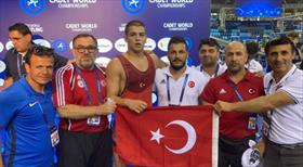 Rıfat Eren Gıdak dünya şampiyonu!