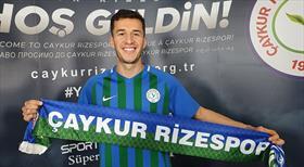 Ç. Rizespor, Ronaldo Mendes ile imzaladı