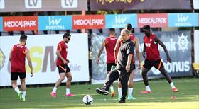 Galatasaray, PSV maçına hazır