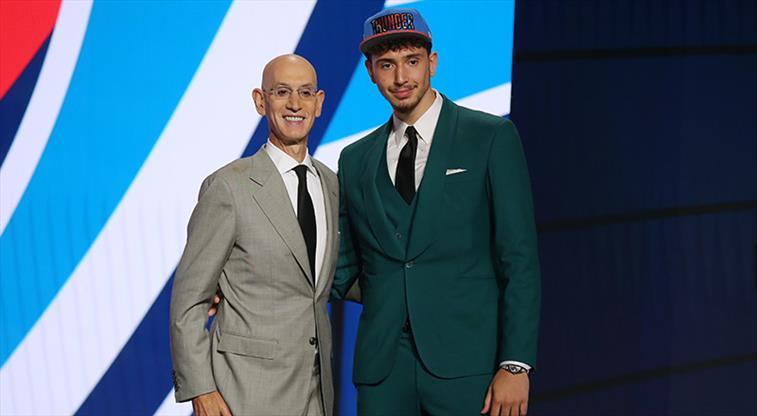Alperen Şengün NBA'e ilk adım attı