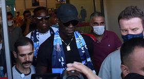 Mario Balotelli, Adana'ya ayak bastı