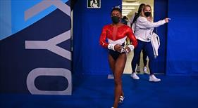 Simone Biles yarışlara çıkmayacak