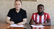 Sivasspor, Azubuike'yi açıkladı