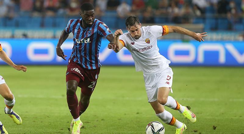 Trabzonspor 1-2 Roma