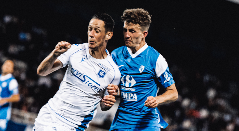ÖZET | Auxerre 3-0 Grenoble
