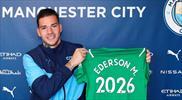 Manchester City'den Ederson'a yeni sözleşme