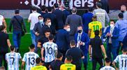 Dev maçtaki skandal La Liga'yı erteletti