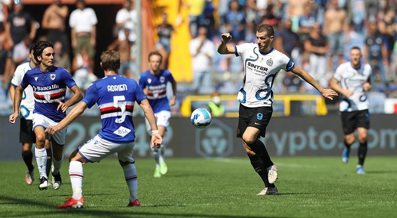 Inter'e Sampdoria freni