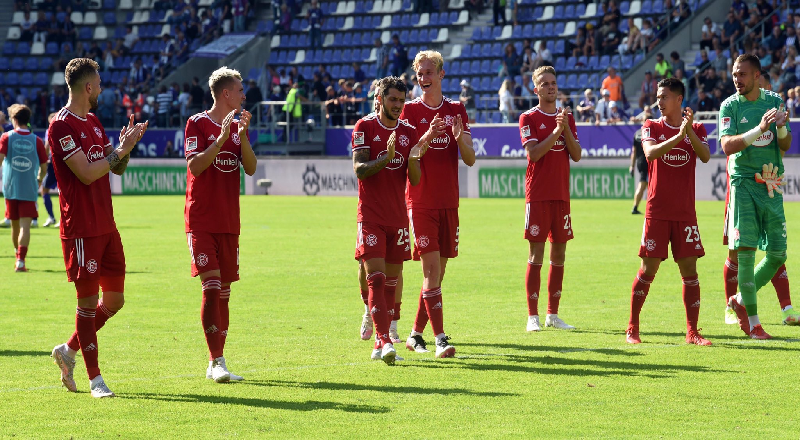 ÖZET | FC Erzgebirge Aue 0-1 Fortuna Düsseldorf