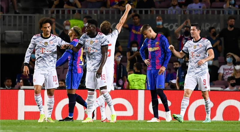 Barcelona dağıldı, Thomas Müller tarihe geçti