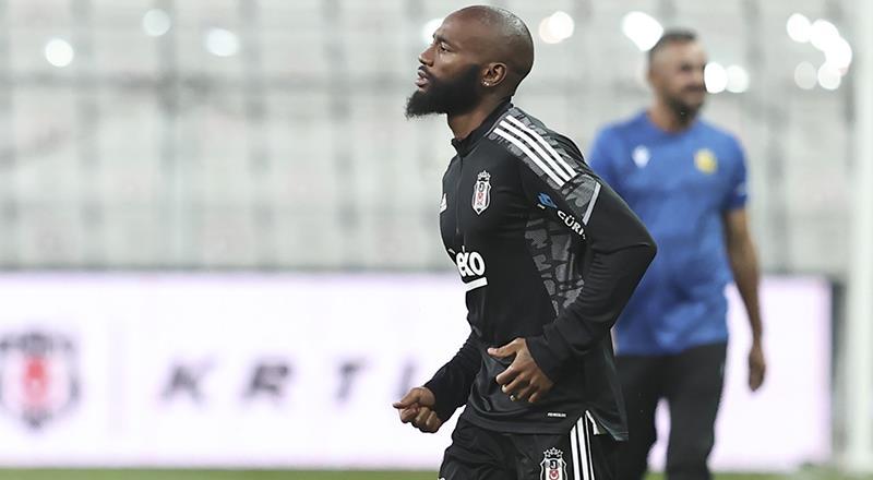 Nkoudou, Borussia Dortmund maçında yok
