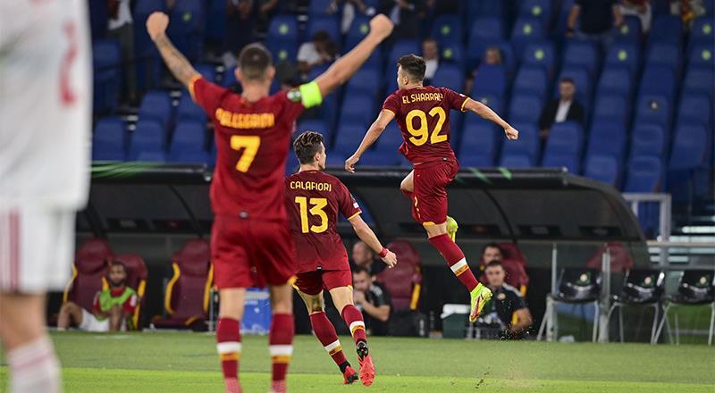 Roma, CSKA Sofya'ya fark attı