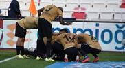 Gaziantep FK puanı uzatmalarda kurtardı
