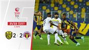 ÖZET | MKE Ankaragücü 2-2 Menemenspor