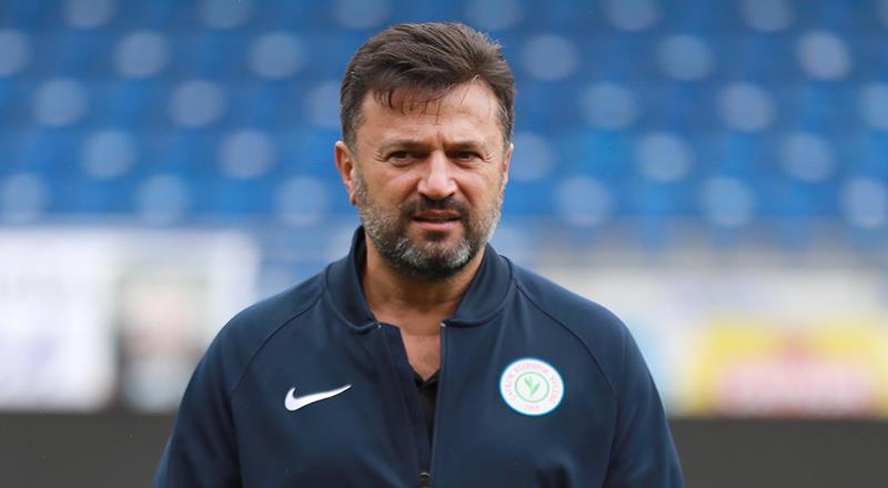 Spor Toto Süper Lig'de bir ayrılık daha