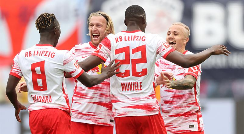 ÖZET | RB Leipzig 6-0 Hertha Berlin