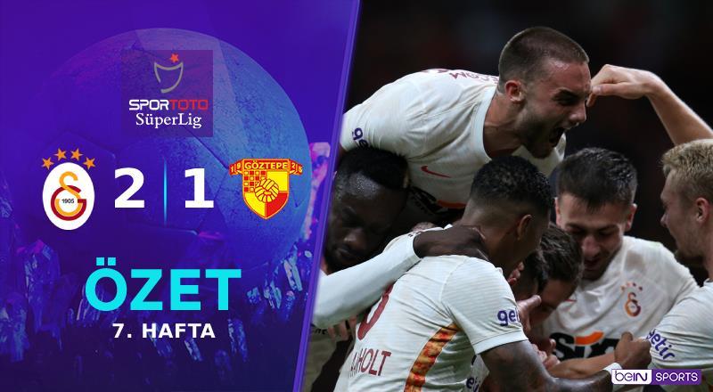 ÖZET | Galatasaray 2-1 Göztepe