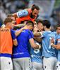 Roma derbisinin galibi Lazio!