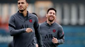 Paris Saint-Germain dev maçta Messi'ye kavuşuyor