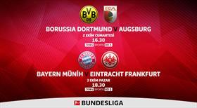 Bundesliga'da rakipler sahne alıyor!
