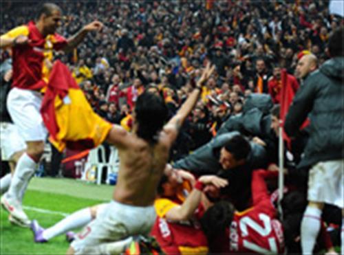 Galatasaray-Beşiktaş: 3- 2