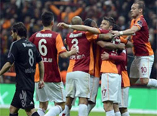 Galatasaray-Beşiktaş: 1-0