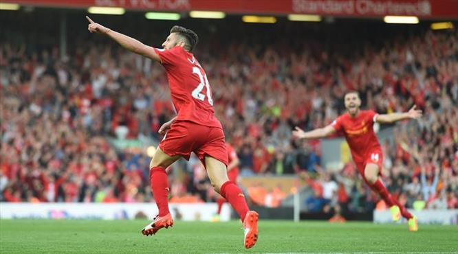 Liverpool şampiyona patladı! (ÖZET)