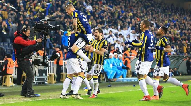 FB - Başakşehir: 1-0 (ÖZET)