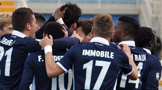 Lazio gol yağdırdı!