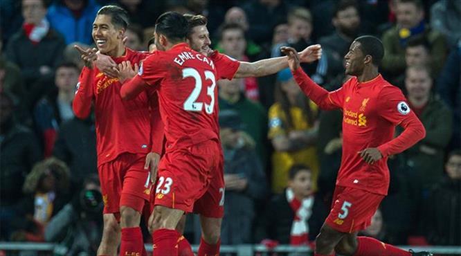 Dev maç Liverpool'un