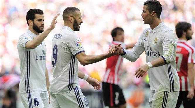 Madrid sürprize izin vermedi
