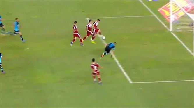 Gol kaçırmada son nokta!