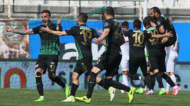 Akhisar-Başakşehir: 2-1