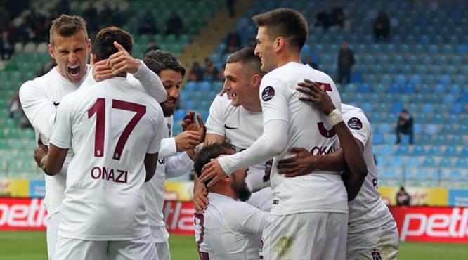 Ç.Rizespor-Trabzon: 0-1