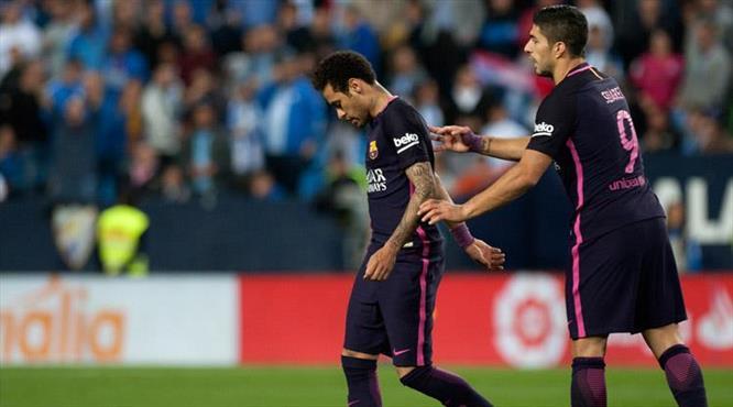 Barça'nın evdeki hesap çarşıya uymadı!