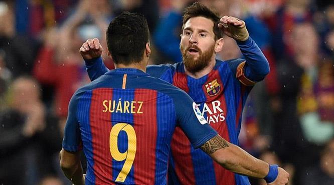 Messi tam köşeyi gördü